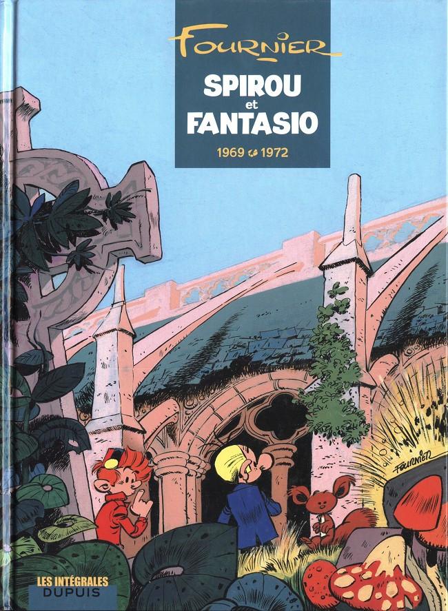 Consulter les informations sur la BD 1969-1972