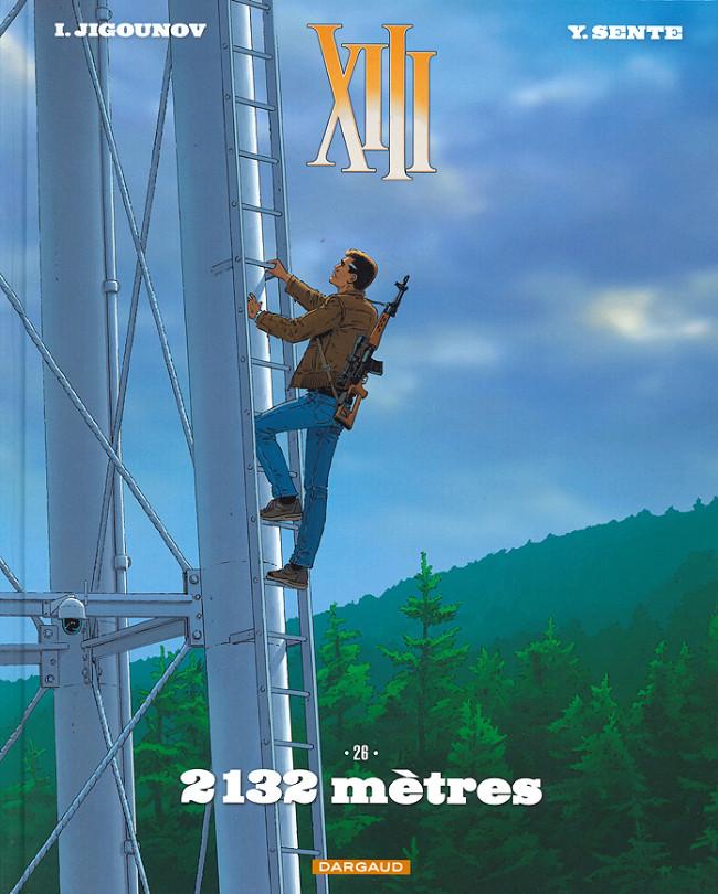 Consulter les informations sur la BD 2132 mètres