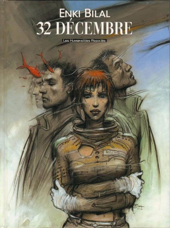 Consulter les informations sur la BD 32 décembre