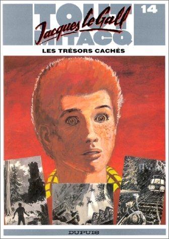 Consulter les informations sur la BD Jacques Le Gall, les trésors cachés