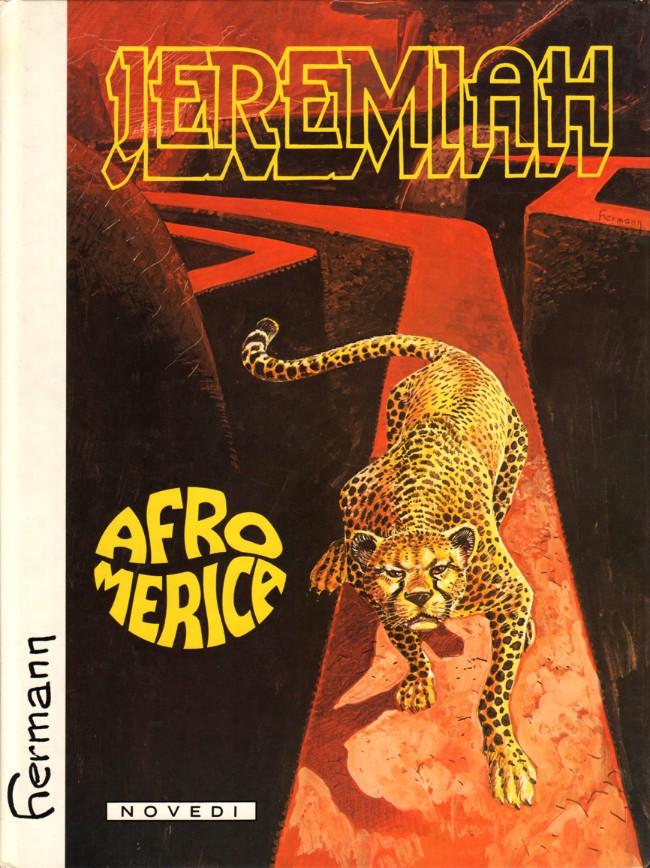 Consulter les informations sur la BD Afromerica