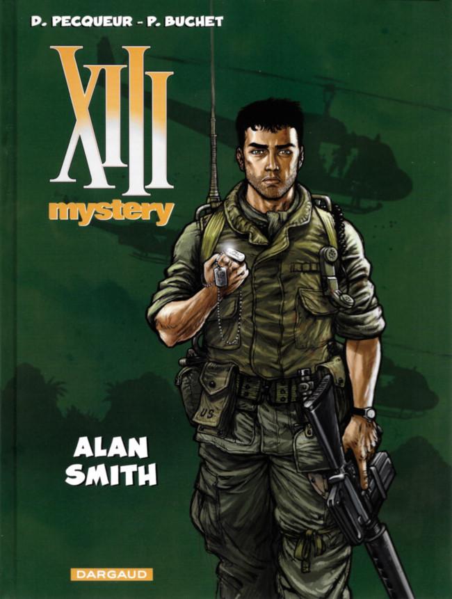 Consulter les informations sur la BD Alan Smith