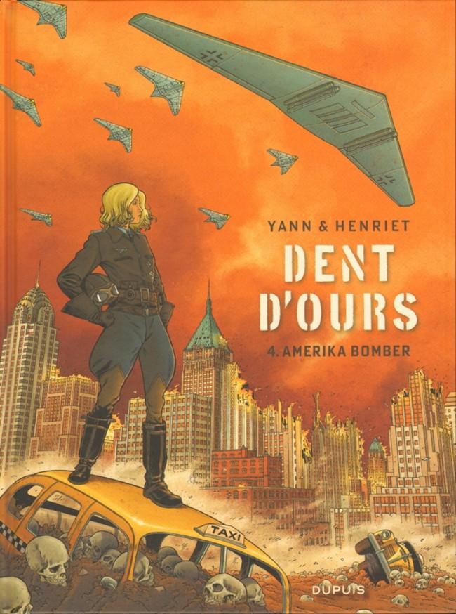 Consulter les informations sur la BD Amerika Bomber