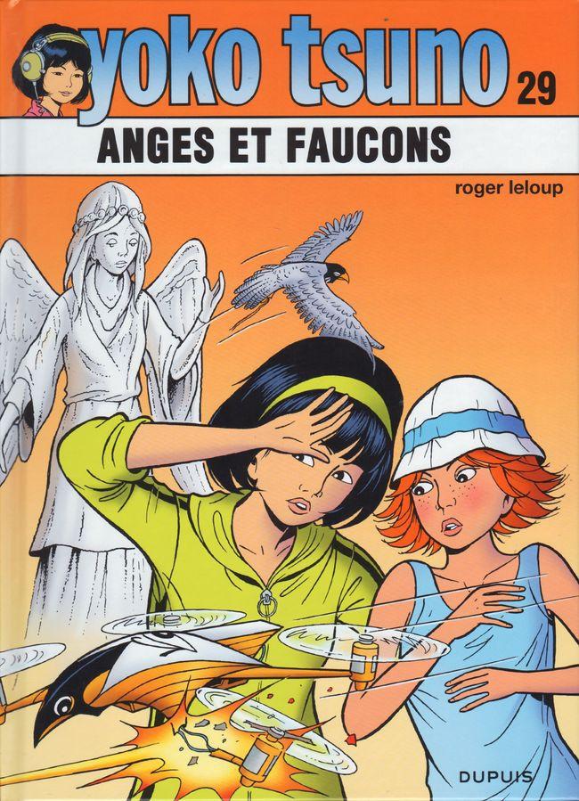 Consulter les informations sur la BD Anges et faucons