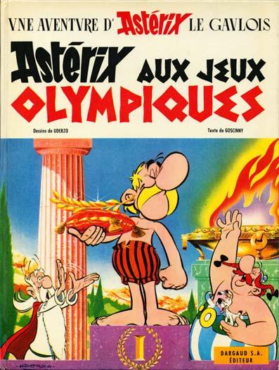 Consulter les informations sur la BD Astérix aux Jeux Olympiques