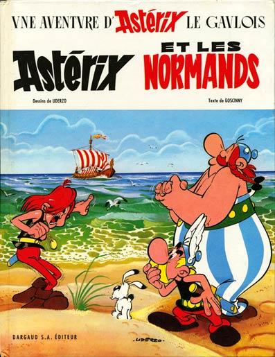 Consulter les informations sur la BD Astérix et les Normands