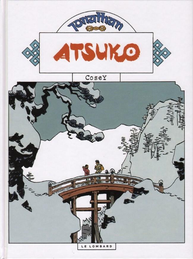 Consulter les informations sur la BD Atsuko