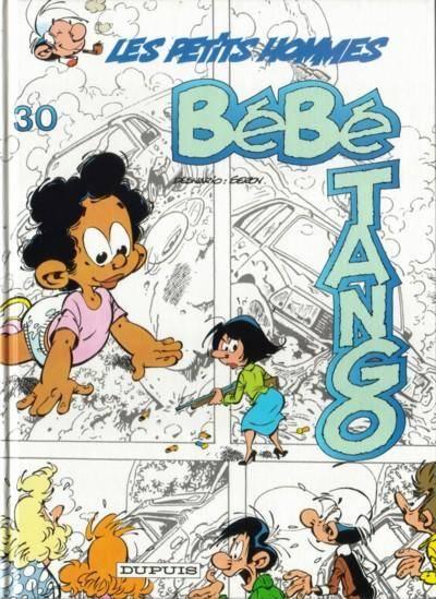 Consulter les informations sur la BD Bébé Tango