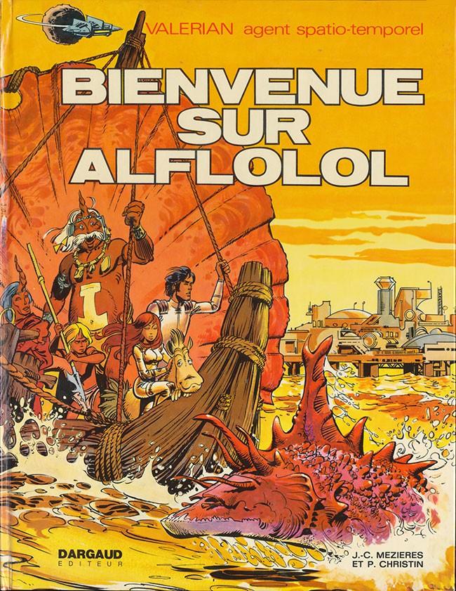 Consulter les informations sur la BD Bienvenue sur Aflolol