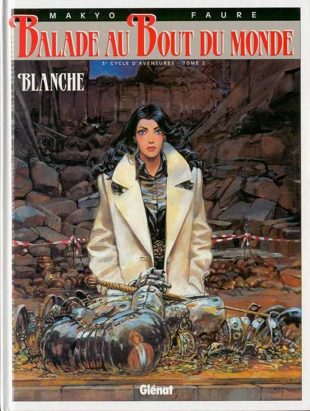 Couverture de l'album Blanche