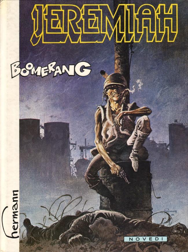 Consulter les informations sur la BD Boomerang