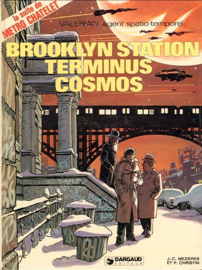 Consulter les informations sur la BD Brooklyn Station Terminus Cosmos