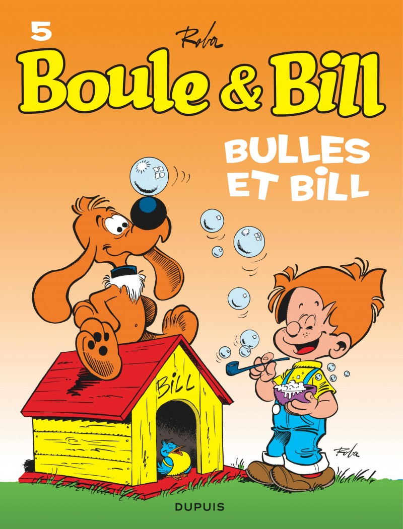 Consulter les informations sur la BD Bulles et Bill
