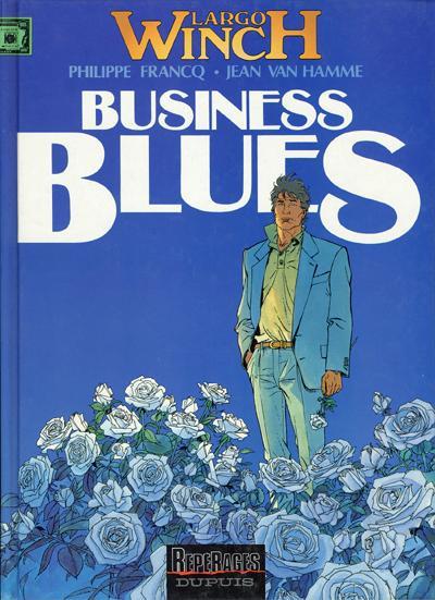 Consulter les informations sur la BD Business Blues
