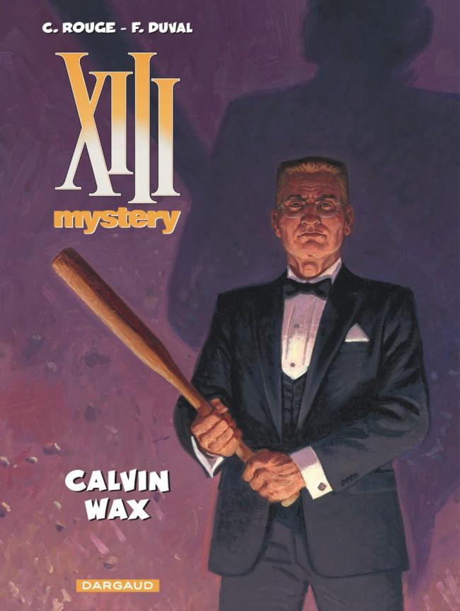 Consulter les informations sur la BD Calvin Wax