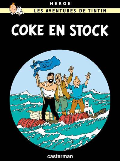 Consulter les informations sur la BD Coke en stock