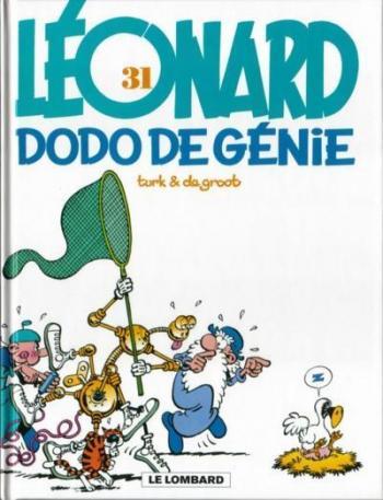 Consulter les informations sur la BD Dodo de génie