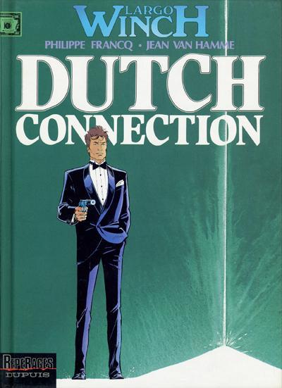 Consulter les informations sur la BD Dutch Connection