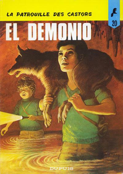 Consulter les informations sur la BD El Demonio