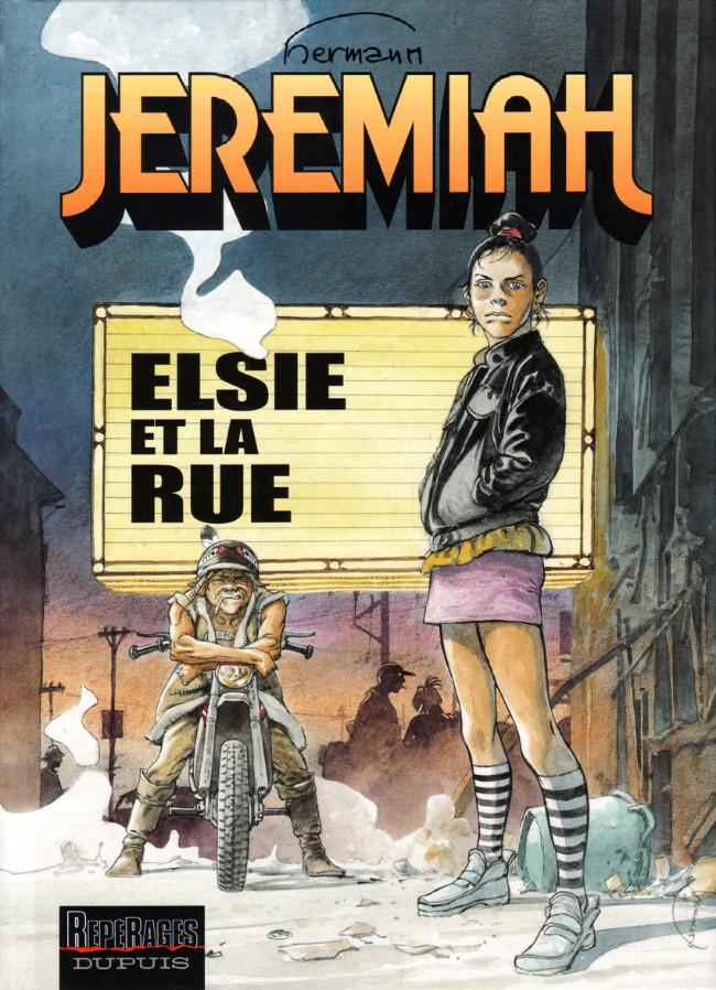 Consulter les informations sur la BD Elsie et la rue