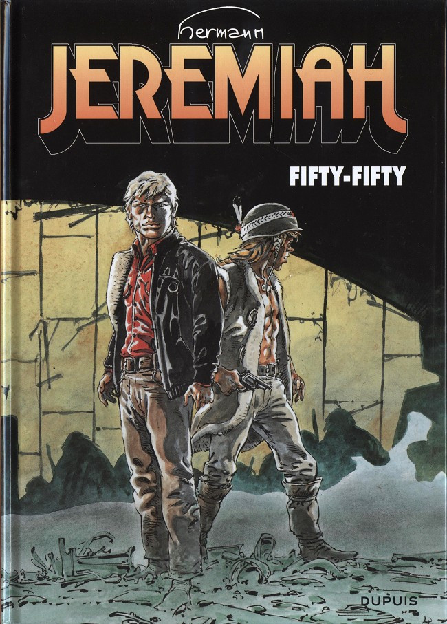 Consulter les informations sur la BD Fifty-Fifty
