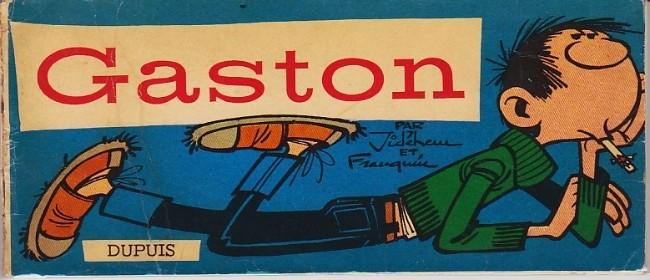 Consulter les informations sur la BD Gaston
