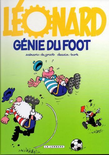 Consulter les informations sur la BD Génie du Foot