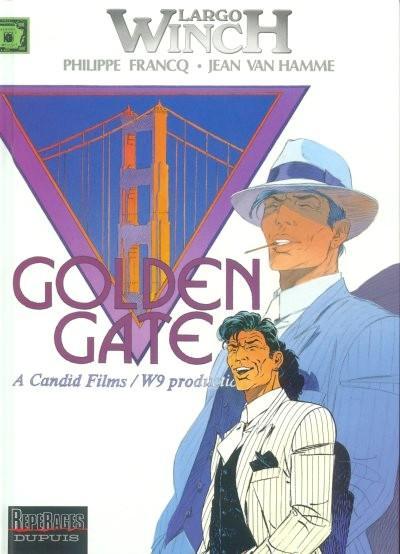 Consulter les informations sur la BD Golden Gate