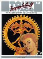 Consulter les informations sur la BD Jacques Le Gall, le randonneur de l'aventure