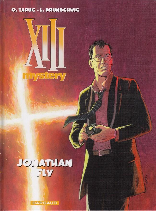 Consulter les informations sur la BD Jonathan Fly