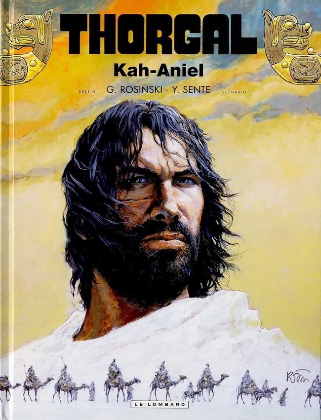 Consulter les informations sur la BD Kah-Aniel