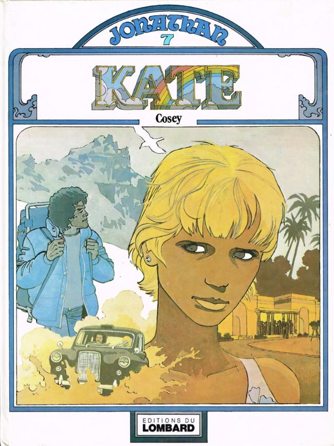 Consulter les informations sur la BD Kate