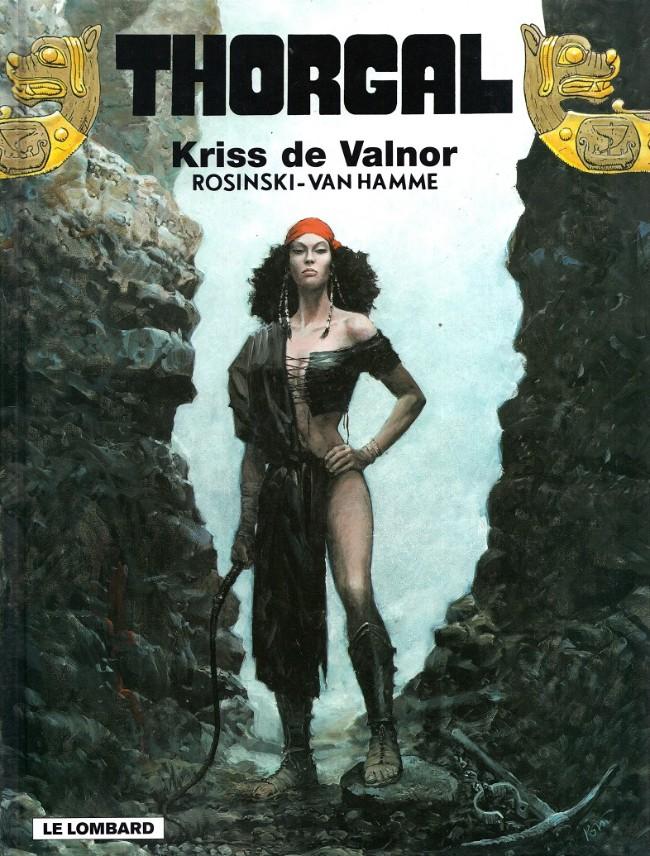Consulter les informations sur la BD Kriss de Valnor