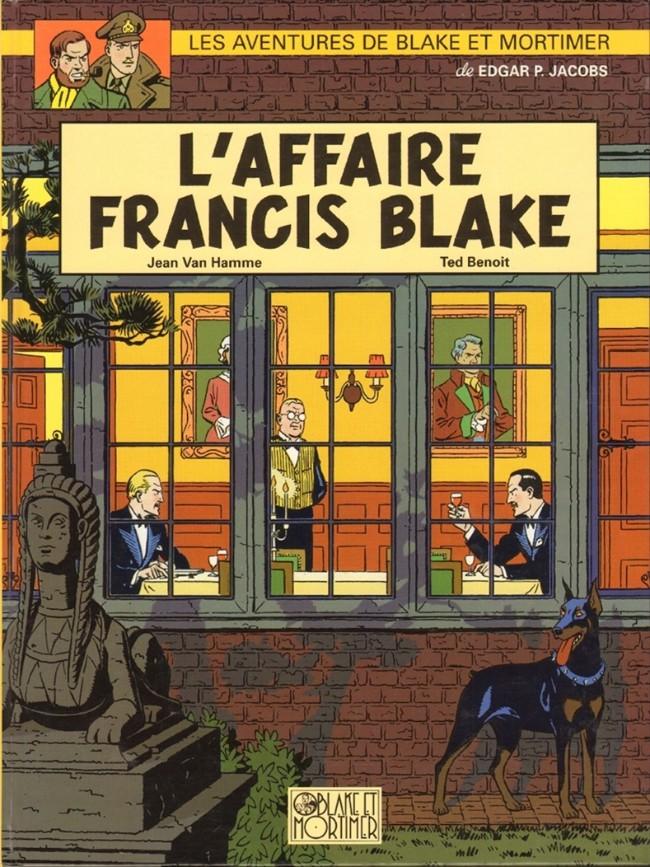 Consulter les informations sur la BD L'Affaire Francis Blake