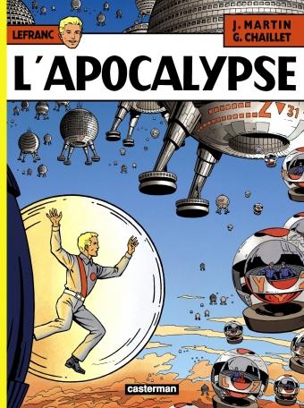 Consulter les informations sur la BD L'Apocalypse