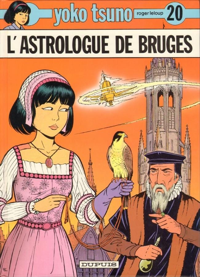 Consulter les informations sur la BD L'Astrologue de Bruges
