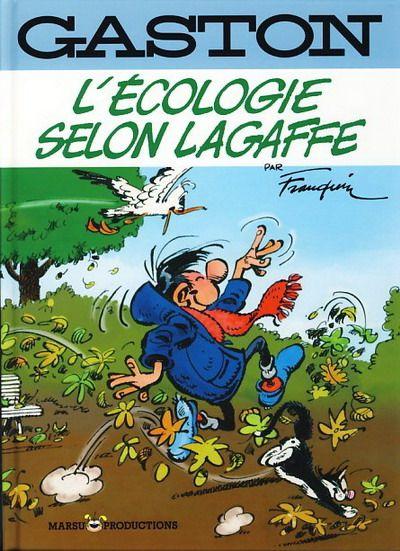 Consulter les informations sur la BD L'écologie selon Lagaffe