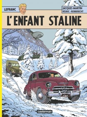 Consulter les informations sur la BD L'enfant Staline