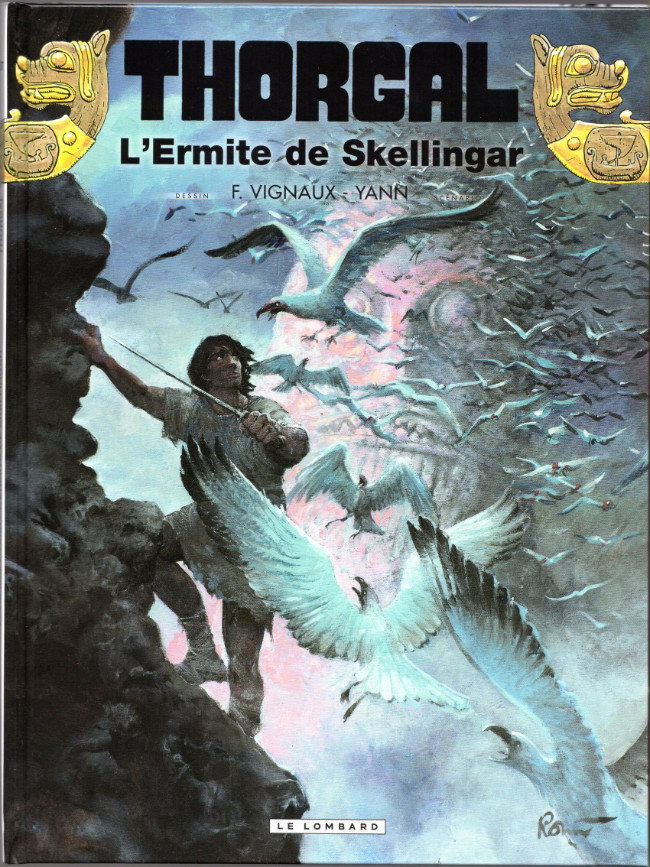 Consulter les informations sur la BD L'Ermite de Skellingar