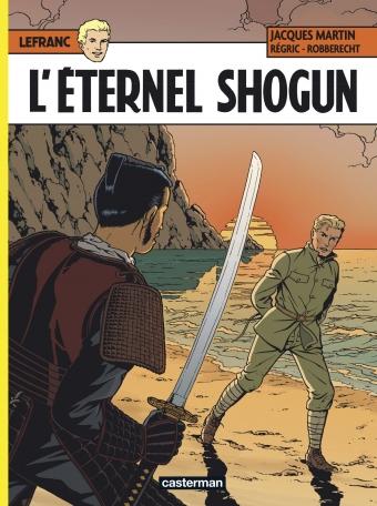 Consulter les informations sur la BD L'éternel shogun