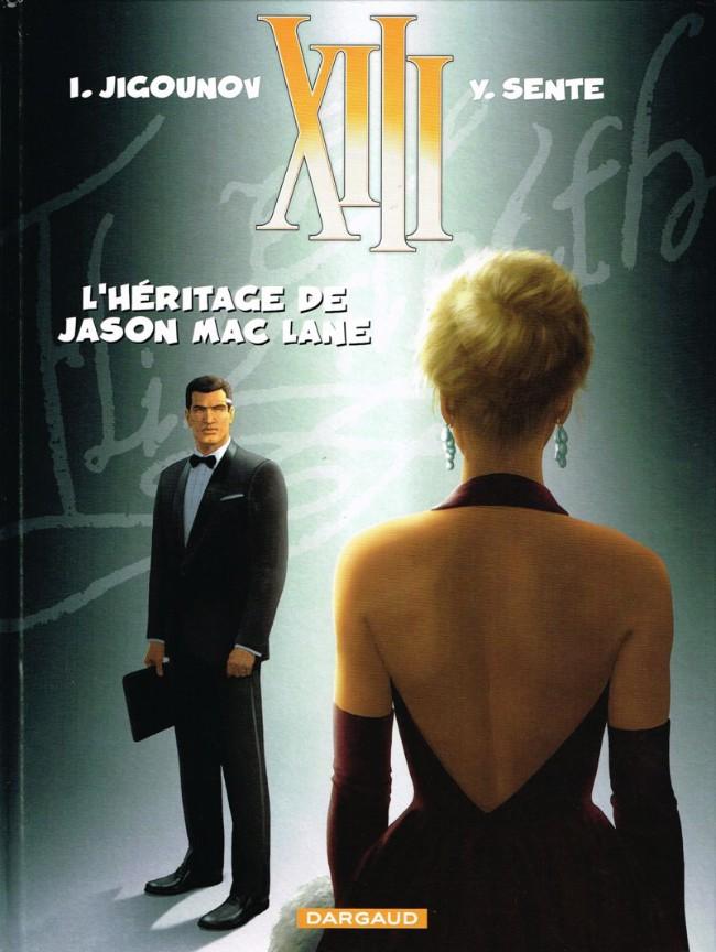 Consulter les informations sur la BD L'Héritage de Jason Mac Lane