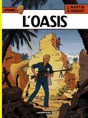 Consulter les informations sur la BD L'Oasis