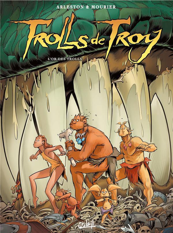Consulter les informations sur la BD L'Or des trolls