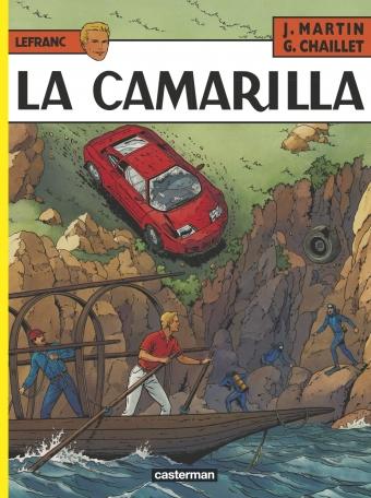 Consulter les informations sur la BD La Camarilla