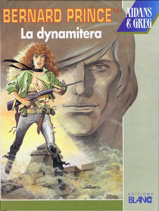 Consulter les informations sur la BD La Dynamitera