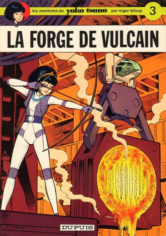 Consulter les informations sur la BD La Forge de Vulcain