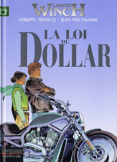 Consulter les informations sur la BD La Loi du Dollar