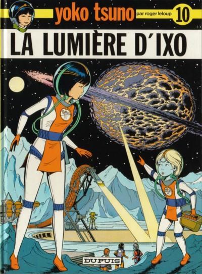 Consulter les informations sur la BD La Lumière d'Ixo