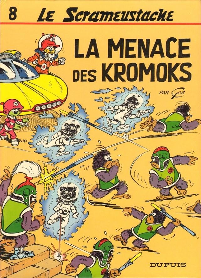 Consulter les informations sur la BD La Menace des Kromoks