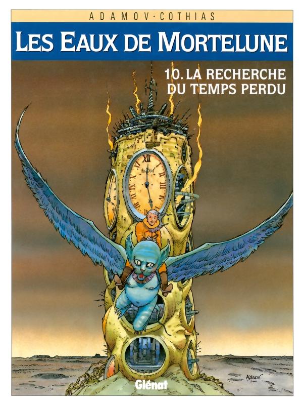 Consulter les informations sur la BD La Recherche du Temps Perdu